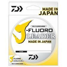Daiwa JFL80-50 Fluorocarbon Clear 80 Lb 50 Yd Fishing Line