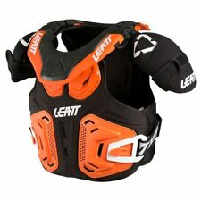 Leatt Fusion vest 2.0 Jr - XXL 150-165cm - Orange - 1018010023
