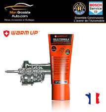 WARM UP GOLD FORMULA Tube 150 ml Anti friction boite manuelle Qualité pro