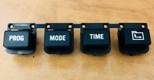 Numark PT1110630302 MIXDECK Express Prog-Mode-Time-Folder Set of 4 Push Button