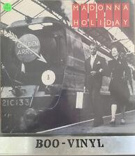 "RARE MADONNA HOLIDAY 12"" VINYL  EX CON 80s"