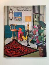 Vintage Catalogue - Beard Watson's NSW Sydney 1967