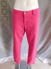 Banana Republic Bright Pink Stretch Skinny Leg Jeans - Size 32