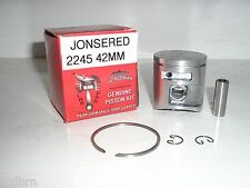 JONSERED 2245, CS2245, PISTON KIT, 42MM, REPLACES PART # 544088403, NEW