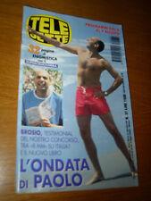 TELESETTE 1997/31=PAOLO BROSIO=PASCAL VICEDOMINI=NINO FRASSICA CABARET 97=