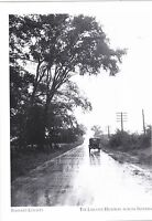 """*Postcard-""""The Elkhart County""""/Road/- *Lincoln Highway Across Indiana (A101-1)"""