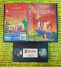 film VHS  IL RE LEONE I classici WALT DISNEY 4536 85 minuti (F41) (23*) no dvd