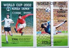 V5299 Ghana/ Olympia 1984-fussball Minr Block 109 ** Briefmarken Ghana