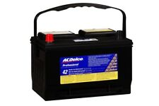 Battery Gold High Reserve Acdelco Pro 65pghr Fits Ford Expedition