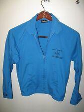 Nasa Space Shuttle Team Member Angel Town Vintage 1980's Usa On Deck Jacket Sm
