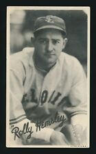 1936 R314 Goudey Wide Pens -ROLLY HEMSLEY (St Louis Browns)