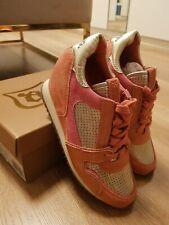 Ash wedge sneakers 37 Rose Dean hasta Peach placa plataforma Ugly papá Zapatos señora