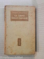 LA DAMA DALLE CAMELIE Alessandro Dumas figlio Francesco Pastonchi Mondadori 1953