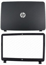 HP PAVILION 15-G 15-R 15T-R 15Z-G SCREEN TOP LID COVER+BEZEL 749641-001 H195+H56