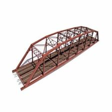 HO 200' Parker Hybrid Double Track Truss Bridge - Central Valley Models #1900