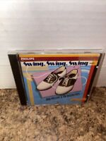 Swing, Swing, Swing by John Williams (Film Composer) Boston Pops Orchestra (CD,