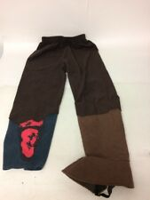 Disney Store Pirates Of The Caribbean Davy Jones Costume Trousers 9-11 Years