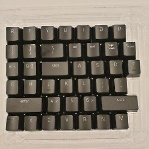 Key Caps for Razer Blackwidow Elite Mechanical Keyboard (Sold per key)