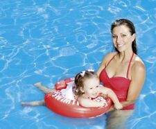 Fred's Swim Academy SwimTrainer Classic Baby Toddler Floating Aid Swim Ring