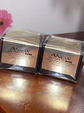 2 Avon Anew Ultimate Night Multi-Performance Cream .50 oz New