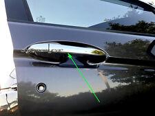 8 Pcs Chrome Door Handle Covers Protector for Honda Jazz / Fit GF 2014-2017