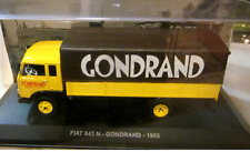 FIAT 643 N GONDRAND - 1965  PUBBLICITARI 1/43
