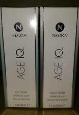 Nerium/Neora AGE IQ (2) Night (2) Day Bundle - Free Shipping