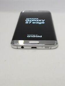Samsung Galaxy S7 Edge (T-Mobile Unlocked) (LCD PROBLEM) Good Condition -MM308