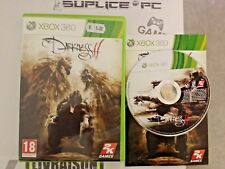 THE DARKNESS II (AVEC NOTICE) - XBOX 360 - JEU FR