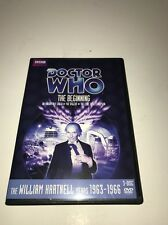 Doctor Who: The Beginning (An Unearthly Child / The Daleks / The Edge of Destruc