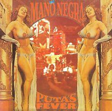 MANO NEGRA - Puta's fever - 18 Tracks