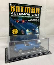 """BATMAN AUTOMOBILIA COLLECTION - """"BATMAN #371 DETECTIVE COMICS"""" (EAGLEMOSS)"""