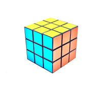 Magic Rubiks Cube 3x3x3 Puzzle Rubix Twist Kids Toy NEW 6 Sides