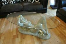 Erotic Glass Table Sculpture Figure Coffee Table Table Sofa Order Tables Statue