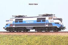 ROCO 73834 loco elettrica CoCo 1215  blu bianco RAILPROMO City of Amsterdam