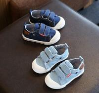 Canvas Children Shoes Boys Sneakers Kids Shoes Jeans Denim Baby Toddler Shoes