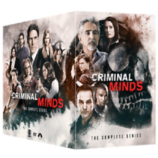CRIMINAL MINDS Complete TV Season Series 1-15 (85 DVD Boxset)