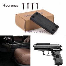 Magnet Concealed Gun Mount Magnetic Holster Holder Car Under Table Bedside US