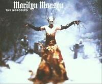 MARILYN MANSON - NOBODIES [UK] [SINGLE] USED - VERY GOOD CD