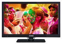 "Telefunken XF22A100 LED Fernseher 22"" Zoll 56cm TV Full HD DVB-C/-T/-S2 HDMI CI+"