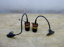 1983 BMW R80RT Airhead R100 RS RT S S381-2a. Bosch ignition coils and wires