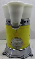 Sunkist Juicit Oscillating Strainer Juicer Porcelain Reamer 2700 Circa 1935