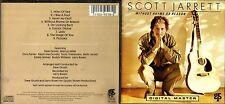"Scott Jarrett ""Digital master"" cd album- Without Rhyme Or Reason"