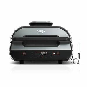 Ninja Foodi FG550 Smart XL 4in1 Indoor Grill Air Fryer (Certified Refurbished)