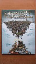 KAAMELOT T.1 : L'ARMEE DU NECROMANT - E.O. - ASTIER - DUPRE - CASTERMAN -2006-