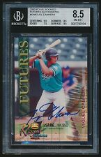2000 Royal Rookies Futures Autograph rc Miguel Cabrera rookie BGS 8.5 /4950