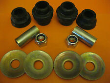 FORD GRANADA MkIII (85-95) NEW TRACK CONTROL ARM BUSH KIT HEAVY DUTY AXLE SET