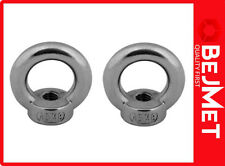 M 6 DIN 582 A2 Stainless Steel nut Eye nuts (SET 1-PIECES)