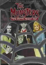 Munsters Two Movie Fright Fest 0025193107725 With Butch Patrick DVD Region 1