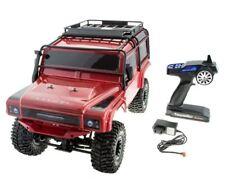 Rc Crawler Yakubi Sakai alu M 1:10 2,4 Ghz batterie et chargeur 45 cm Rouge Nouveau
